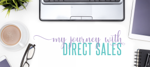 My Direct Sales Journey