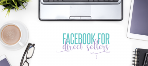 facebook business page and groups for direct sales